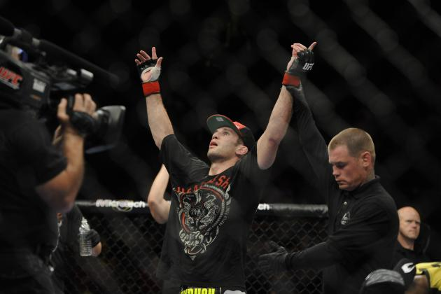 UFC on Fuel TV 5 Results: What's Next for Amir Sadollah?