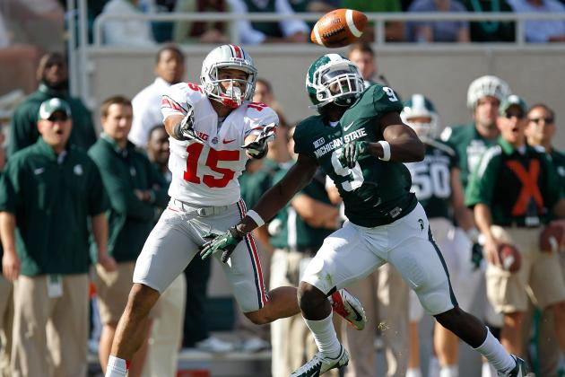 Ohio State vs. Michigan State: Why Spartans Always Seem to Be a Step Behind