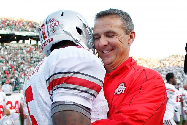 Ohio State vs. Michigan State: Buckeyes Live and Die by Braxton Miller