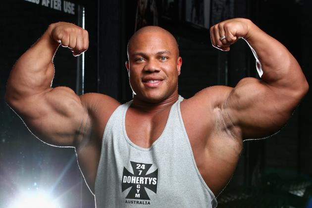 Mr. Olympia 2012: Returning Champion Phil Heath Will Defend Title in Vegas