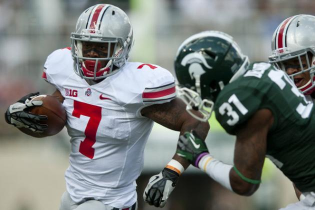 Ohio State vs. Michigan State: Buckeyes Victorious, Remain Undefeated