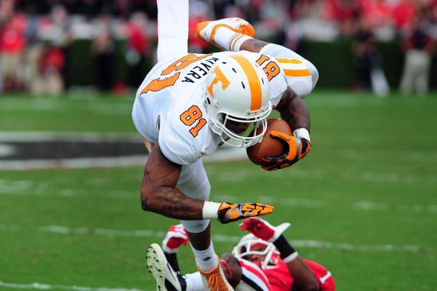 Tennessee vs. Georgia: Why Volunteers Will Be an SEC Contender in 2013