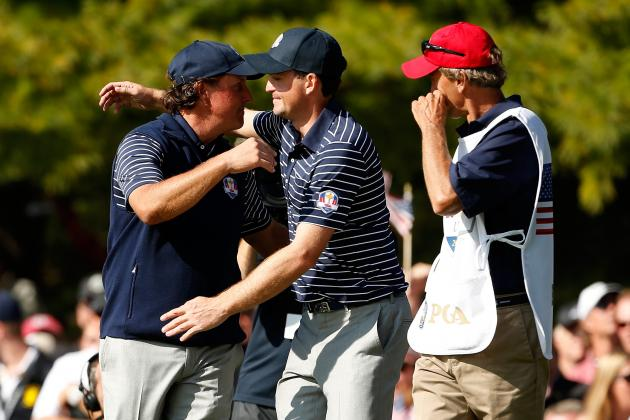 Ryder Cup 2012 Live Streaming: Where to Watch USA Try to Finish off Europe