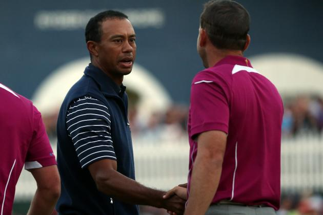 Ryder Cup 2012: Tiger Woods Needs Big Sunday to Salvage Poor Performance