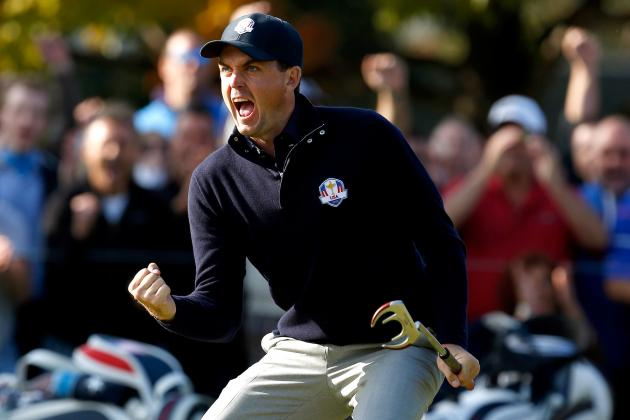 Ryder Cup 2012 Singles Matches: What Team USA Must Do to Defeat Europe Sunday