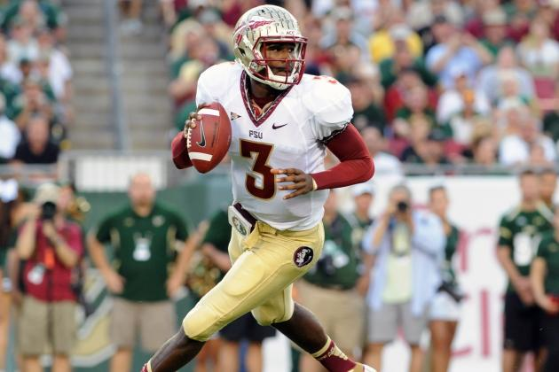 Florida State vs. South Florida: FSU's Struggles Prove 'Noles Aren't Top 5 Team