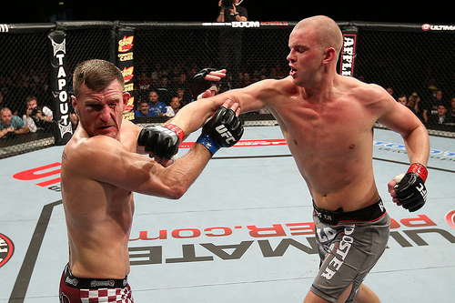 UFC on Fuel TV 5: Fighters Who Made Biggest Statements in Nottingham