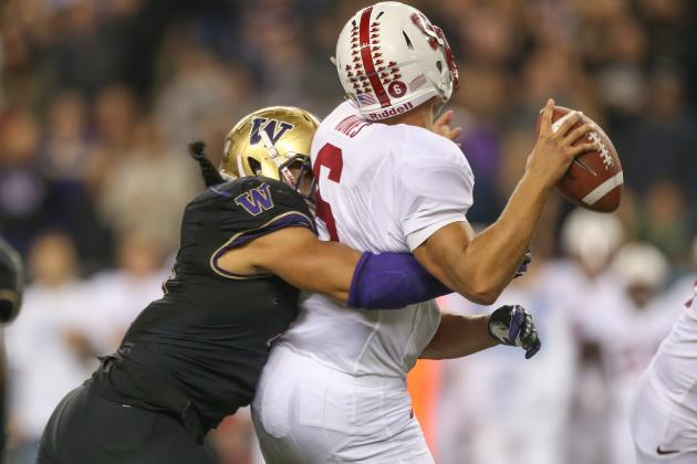 How Stanford's Loss to Washington Shakes Up the BCS Bowl Picture