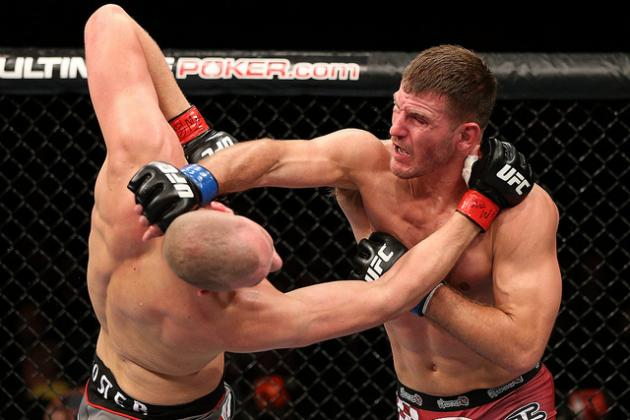 UFC on Fuel TV 5 Results: What's Next for Stipe Miocic