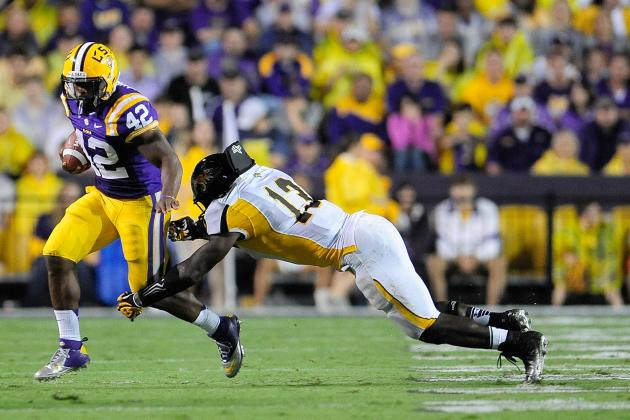LSU Weaknesses Are Exposed in Disappointing Outing vs. Towson