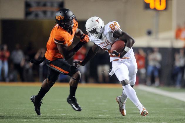 Texas vs. Oklahoma State: Live Scores, Analysis and Results