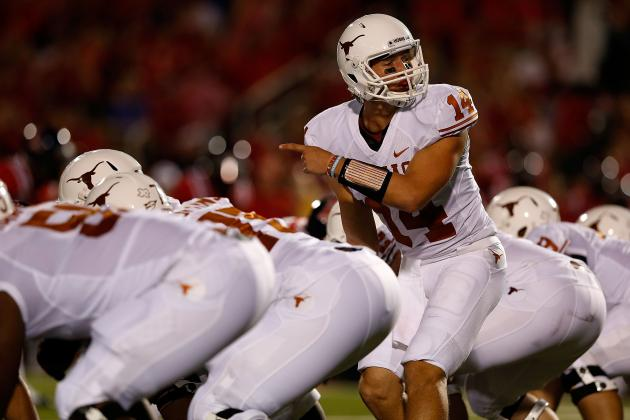No. 12 Texas 41, Oklahoma St. 36