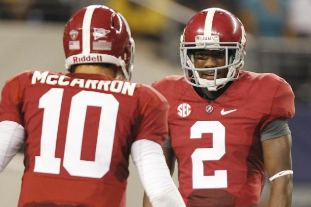 Alabama Football: What WR DeAndrew White's Injury Means for Tide