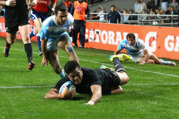 Rugby Championship: All Blacks Clinch Top Spot with Clinical Win over Argentina