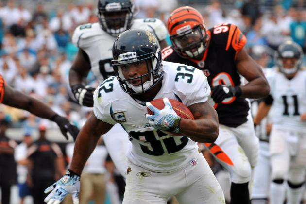 Fantasy Football Week 4: Last-Minute Top 40 Running Back Rankings