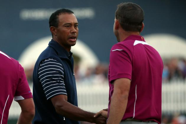 Ryder Cup 2012: 5 Must-See Matchups in Sunday's Singles Round