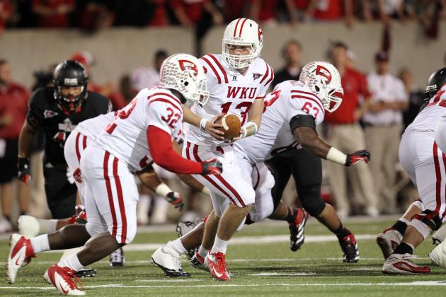 Super Mauro: Western Kentucky Backup QB Leads Team to Crucial Victory