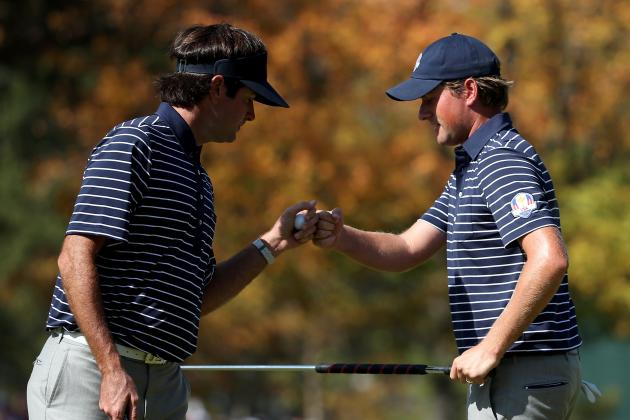 Ryder Cup 2012 Pairings: Players Who Need to Come Through for American Win