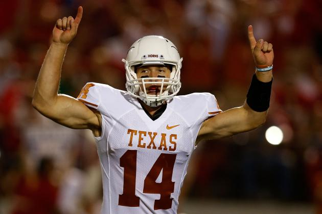 Texas Longhorns Defeat Scrappy Oklahoma State Cowboys in Close Matchup