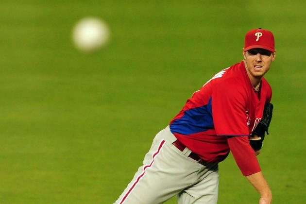 Halladay Looking Forward to Offseason Work