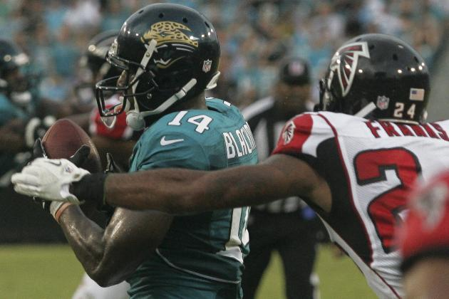 A Little More of Justin Blackmon Will Go a Long Way for the Jacksonville Jaguars
