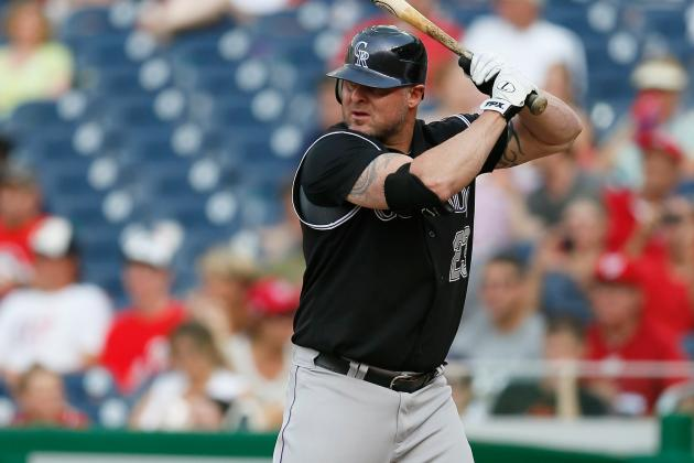 Giambi Optimistic Despite Injury