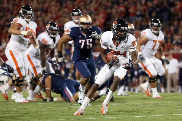 Oregon State vs. Arizona: Score, Twitter Reaction, Grades and More