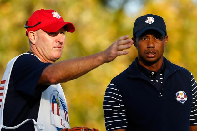 USA vs. Europe: Ryder Cup Win Won't Erase Tiger Woods' Tough Year