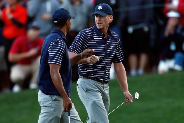 Ryder Cup 2012 Scores: Golfers Who Will Make or Break the US Team on Sunday