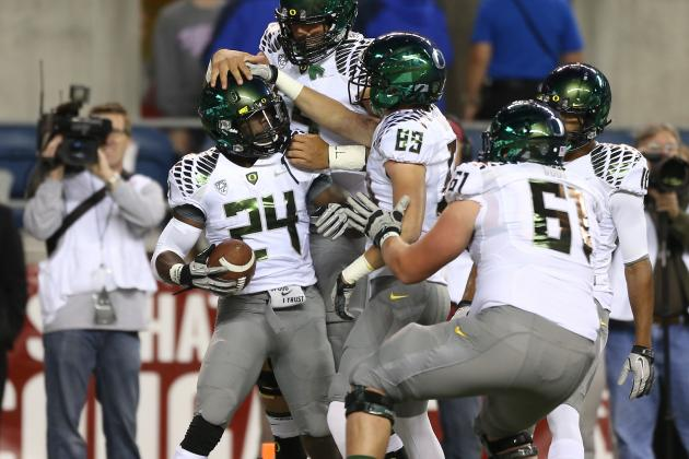 Oregon vs. Washington State: Ducks Can Turn It on at Will, but Is That Bad?