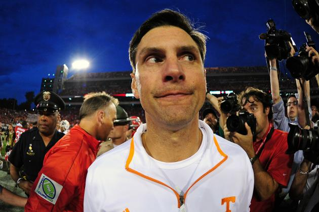 Tennessee Football: Derek Dooley Is Not the Coach for the Volunteers