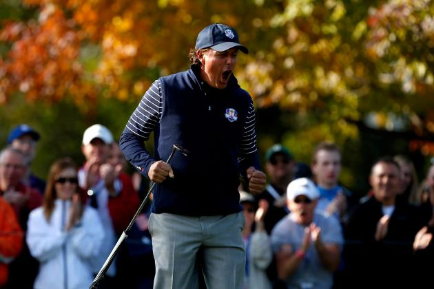 Ryder Cup 2012: Pairings, Tee Times and Predictions for Finale at Medinah