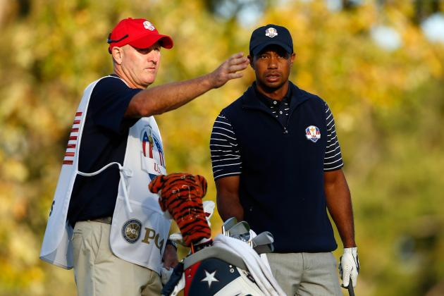 Ryder Cup Tee Times 2012: When to Watch Tiger Woods and Top Stars in Final Round