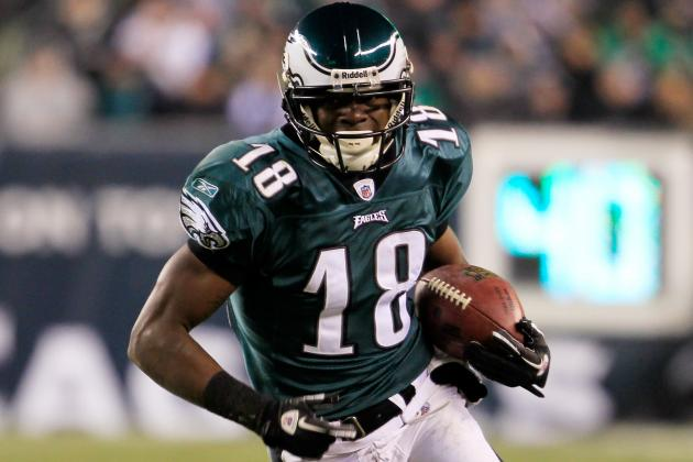 Jeremy Maclin: Predicting Eagles WR's Fantasy Output vs. Giants
