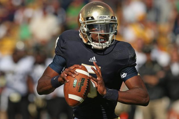 Notre Dame Football: Power Ranking Toughest Opponents Remaining on Schedule