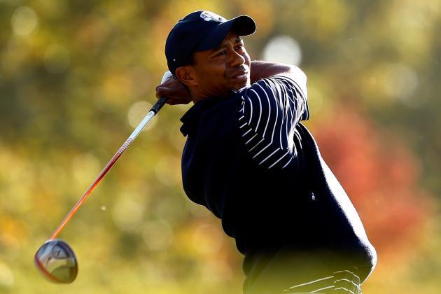 Ryder Cup 2012: Tiger Woods Needs Big Sunday to Salvage Poor Performance