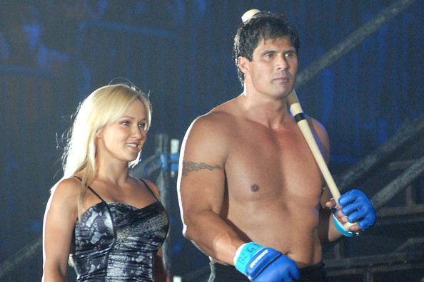 Jose Canseco: Wrestling's Next Superstar?