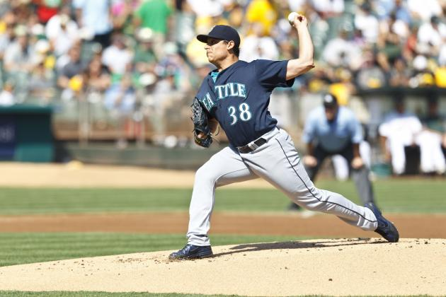 Seattle Mariners: Jason Vargas Deserved More Than a No Decision