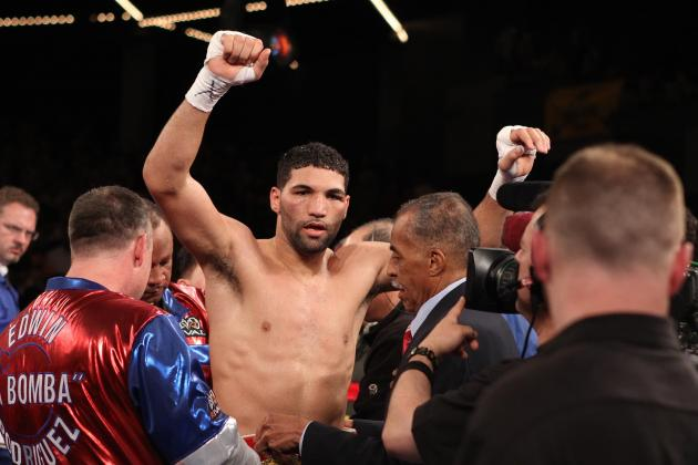 Rodriguez vs. Escalera: Edwin Rodriguez Deserves Major Fight After Dominant Win