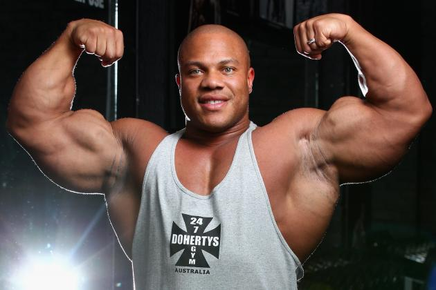 Phil Heath: Bodybuilder's 2nd Mr. Olympia Title Will Begin Dominant Run
