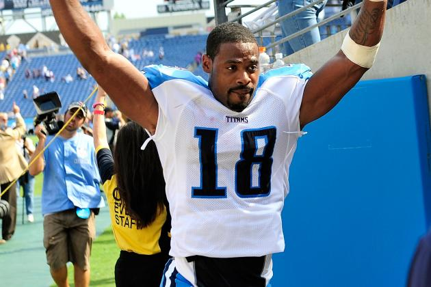 Kenny Britt: Fantasy Options to Replace Injured Titans WR