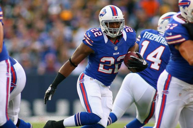 Buffalo Bills' Fred Jackson and C.J. Spiller Are Both Active Against New England