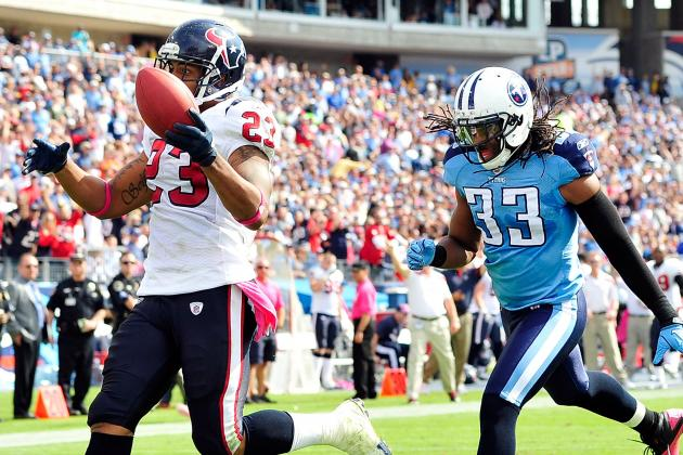 Tennessee Titans vs. Houston Texans: Live Score, Video and Analysis
