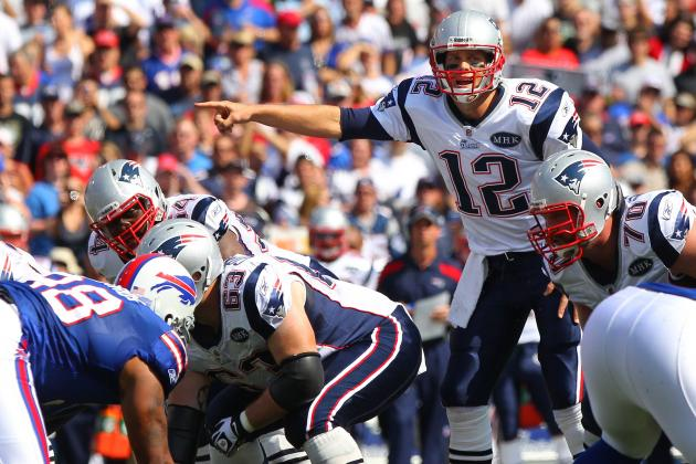 New England Patriots vs. Buffalo Bills: Live Score, Video and Analysis