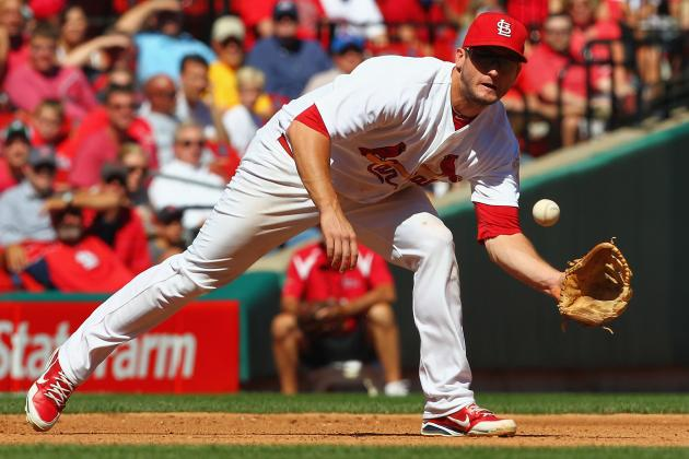 David Freese Making His First Start Since Sept. 23