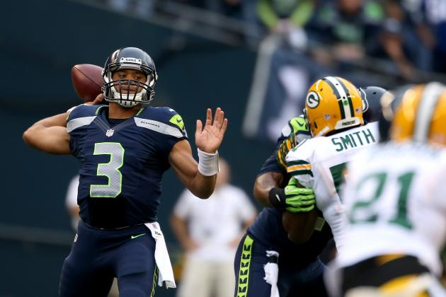 Russell Wilson Visiting Rams Will Give Seahawks Great Look at Future