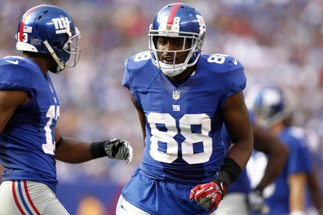 Fantasy Football Week 4: New York Giants' Hakeem Nicks; Analysis and Outlook