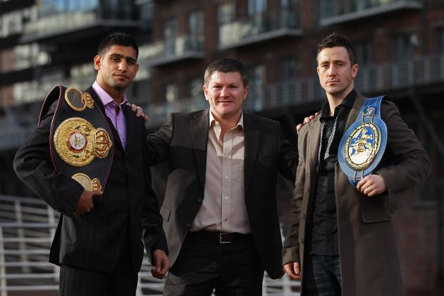 Amir Khan: Wouldn't Say No to Ricky Hatton Clash in Next Fight