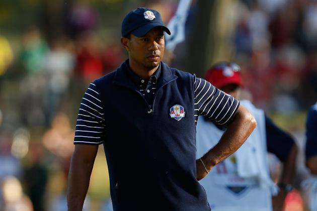 Tiger Woods vs. Francesco Molinari: Woods Will Shine in Final Ryder Cup Matchup