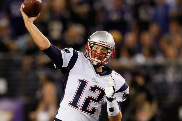 ESPN Gamecast: Patriots vs. Bills